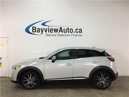 2018 Mazda CX-3 GT (Stk: 36679W) in Belleville - Image 1 of 28