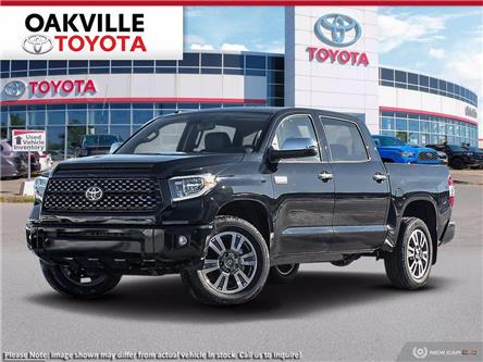 2020 Toyota Tundra Platinum (Stk: 20805) in Oakville - Image 1 of 22