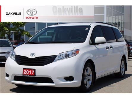 2017 Toyota Sienna 7 Passenger (Stk: LP3493) in Oakville - Image 1 of 18