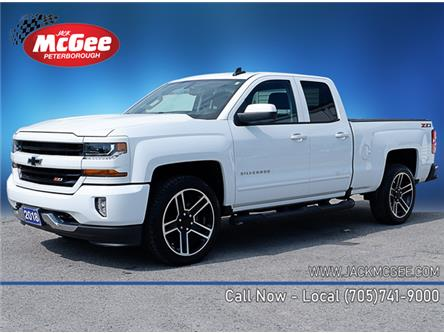 2018 Chevrolet Silverado 1500 2LT (Stk: 20109A) in Peterborough - Image 1 of 18