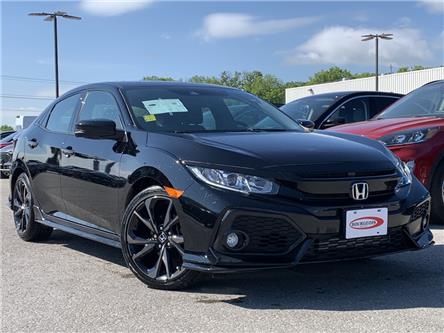 2019 Honda Civic Sport (Stk: 20RT8A) in Midland - Image 1 of 13