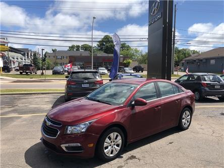 2016 Chevrolet Cruze Limited 1LT (Stk: N754A) in Charlottetown - Image 1 of 8