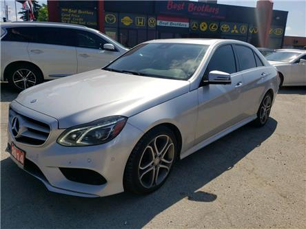 2014 Mercedes-Benz E-Class Base (Stk: 936697) in Toronto - Image 1 of 16