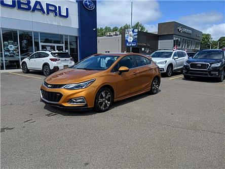 2017 Chevrolet Cruze Hatch LT Manual (Stk: PRO0716) in Charlottetown - Image 1 of 9