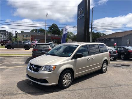 2016 Dodge Grand Caravan SE/SXT (Stk: N847A) in Charlottetown - Image 1 of 9