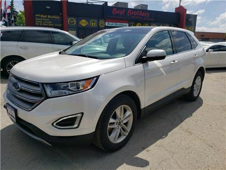 2016 Ford Edge SEL (Stk: b74453) in Toronto - Image 1 of 13