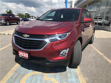 2020 Chevrolet Equinox LT (Stk: 56099) in Carleton Place - Image 1 of 14
