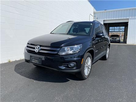 2015 Volkswagen Tiguan Special Edition (Stk: VU1044) in Sarnia - Image 1 of 24
