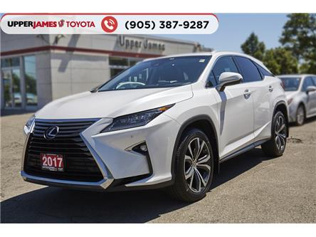 2017 Lexus RX 350 Base (Stk: 87795) in Hamilton - Image 1 of 25