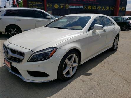 2015 Mercedes-Benz CLS-Class Base (Stk: 130905) in Toronto - Image 1 of 15