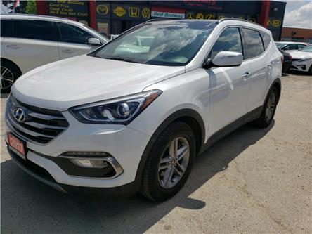 2017 Hyundai Santa Fe Sport 2.4 Luxury (Stk: 392549) in Toronto - Image 1 of 14