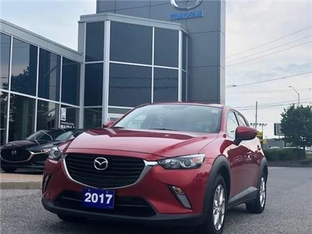 2017 Mazda CX-3 GS (Stk: 214551) in Gloucester - Image 1 of 20