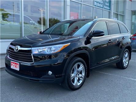 2016 Toyota Highlander Limited (Stk: W4948A) in Cobourg - Image 1 of 28