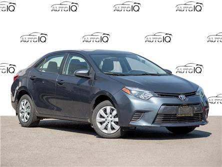 2016 Toyota Corolla LE (Stk: 3773XX) in Welland - Image 1 of 19