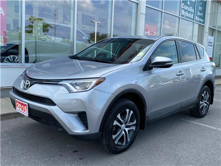 2016 Toyota RAV4 LE (Stk: TV327A) in Cobourg - Image 1 of 18