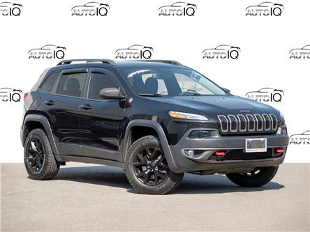 2016 Jeep Cherokee Trailhawk (Stk: 7144AX) in Welland - Image 1 of 23