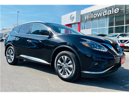 2018 Nissan Murano SL (Stk: C35519) in Thornhill - Image 1 of 16