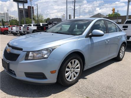 2011 Chevrolet Cruze LT Turbo (Stk: 13311B) in Oshawa - Image 1 of 17