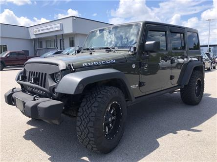 2015 Jeep Wrangler Unlimited Rubicon (Stk: 283248A) in Oshawa - Image 1 of 18