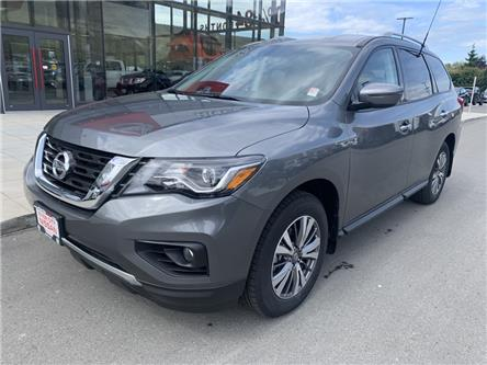 2020 Nissan Pathfinder SV Tech (Stk: T20163) in Kamloops - Image 1 of 17