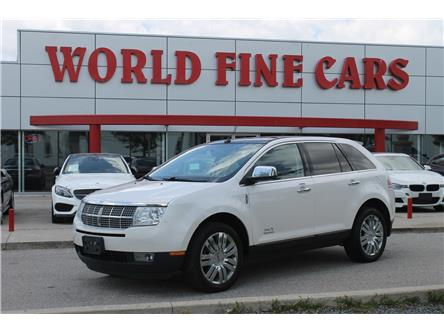 2009 Lincoln MKX Base (Stk: 17357) in Toronto - Image 1 of 21