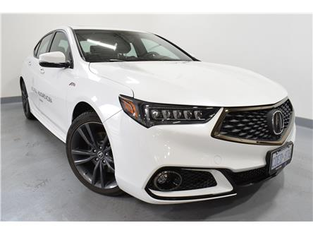 2020 Acura TLX Tech A-Spec (Stk: L800845COURTESY) in Brampton - Image 1 of 18