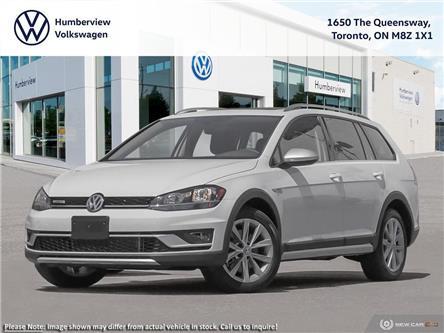2019 Volkswagen Golf Alltrack 1.8 TSI Highline (Stk: 97783) in Toronto - Image 1 of 23