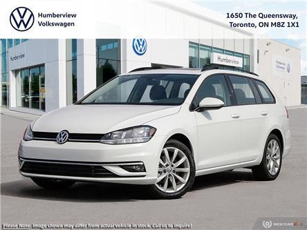 2019 Volkswagen Golf SportWagen 1.8 TSI Highline (Stk: 97838) in Toronto - Image 1 of 23