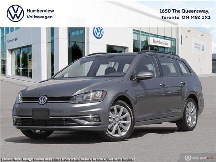 2019 Volkswagen Golf SportWagen 1.8 TSI Highline (Stk: 97842) in Toronto - Image 1 of 23