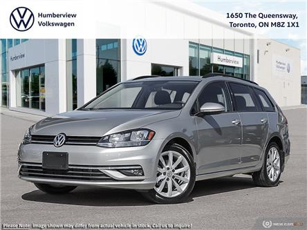 2019 Volkswagen Golf SportWagen 1.8 TSI Highline (Stk: 97846) in Toronto - Image 1 of 23
