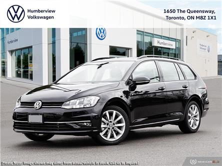 2019 Volkswagen Golf SportWagen 1.8 TSI Highline (Stk: 97855) in Toronto - Image 1 of 23