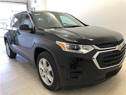 2020 Chevrolet Traverse LS (Stk: 0856) in Sudbury - Image 1 of 12