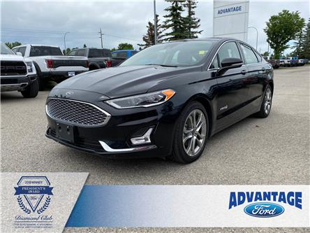 2019 Ford Fusion Hybrid Titanium (Stk: 5686) in Calgary - Image 1 of 25