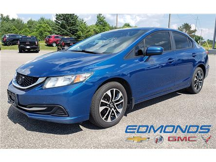 2015 Honda Civic EX (Stk: 0645B) in Huntsville - Image 1 of 7