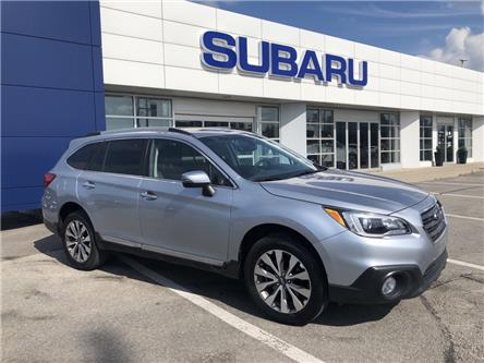 2017 Subaru Outback 2.5i Premier Technology Package (Stk: P631) in Newmarket - Image 1 of 18