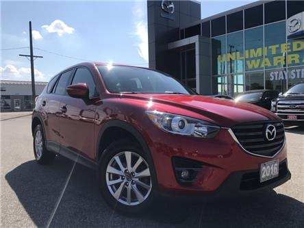 2016 Mazda CX-5 GS (Stk: NM3368A) in Chatham - Image 1 of 19