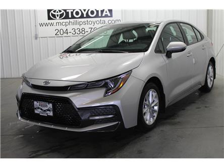 2020 Toyota Corolla SE (Stk: P054665) in Winnipeg - Image 1 of 22