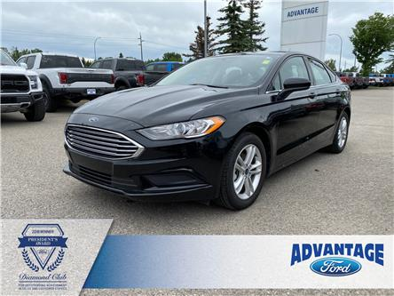 2018 Ford Fusion SE (Stk: 23383) in Calgary - Image 1 of 24
