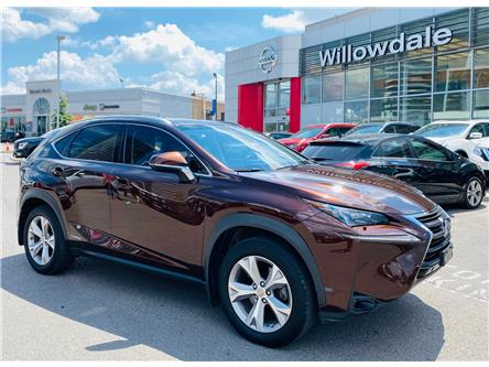 2016 Lexus NX 300h Base (Stk: H9272A) in Thornhill - Image 1 of 16