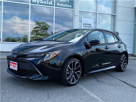 2019 Toyota Corolla Hatchback Base (Stk: W5072) in Cobourg - Image 1 of 21