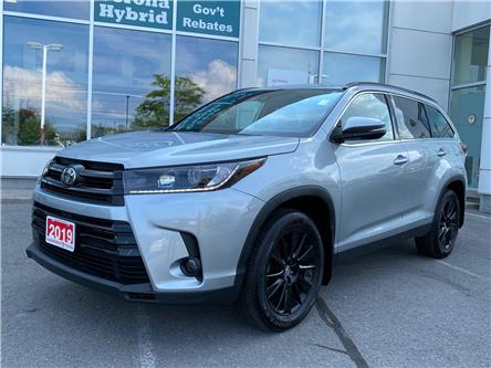 2019 Toyota Highlander XLE (Stk: W5070) in Cobourg - Image 1 of 26