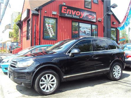 2011 Volkswagen Touareg 3.6L Execline (Stk: ) in Ottawa - Image 1 of 29