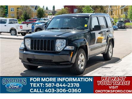 2012 Jeep Liberty Sport (Stk: B81593A) in Okotoks - Image 1 of 22