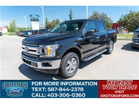 2020 Ford F-150 XLT (Stk: L-528) in Okotoks - Image 1 of 5