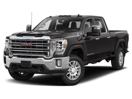 2020 GMC Sierra 2500HD AT4 (Stk: 20128 DEMO) in STETTLER - Image 1 of 9