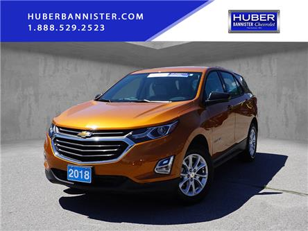 2018 Chevrolet Equinox LS (Stk: 9495A) in Penticton - Image 1 of 17