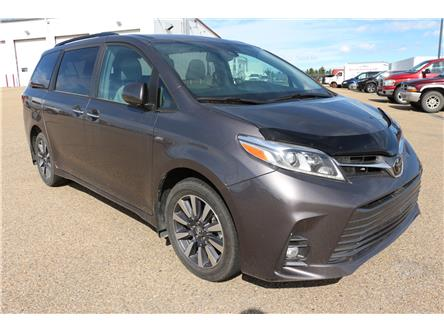 2019 Toyota Sienna XLE 7-Passenger (Stk: LP022) in Rocky Mountain House - Image 1 of 28