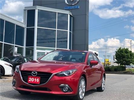 2016 Mazda Mazda3 GT (Stk: M2771) in Gloucester - Image 1 of 22
