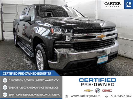 2019 Chevrolet Silverado 1500 LT (Stk: K9-59121) in Burnaby - Image 1 of 23
