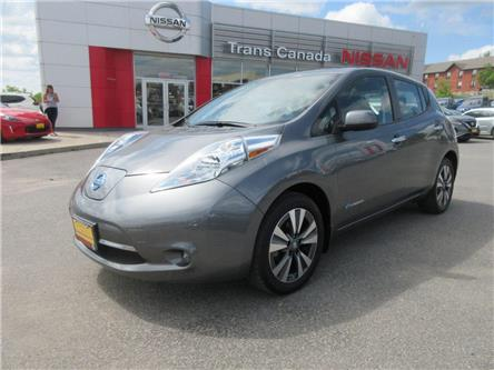 2017 Nissan LEAF  (Stk: P5329) in Peterborough - Image 1 of 21